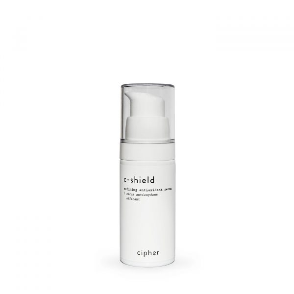 Cipher Skincare C-Shield Refining Antioxidant Serum