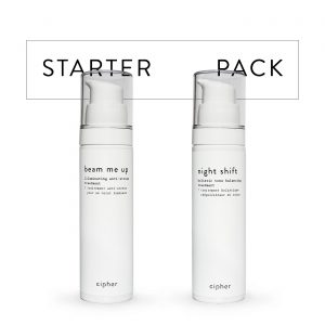 Cipher Skincare Starter Pack Discount