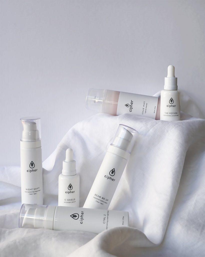 cipher skincare full product range