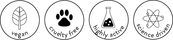 cipher intelligent alchemy: vegan, cruelty free, highly active and science driven